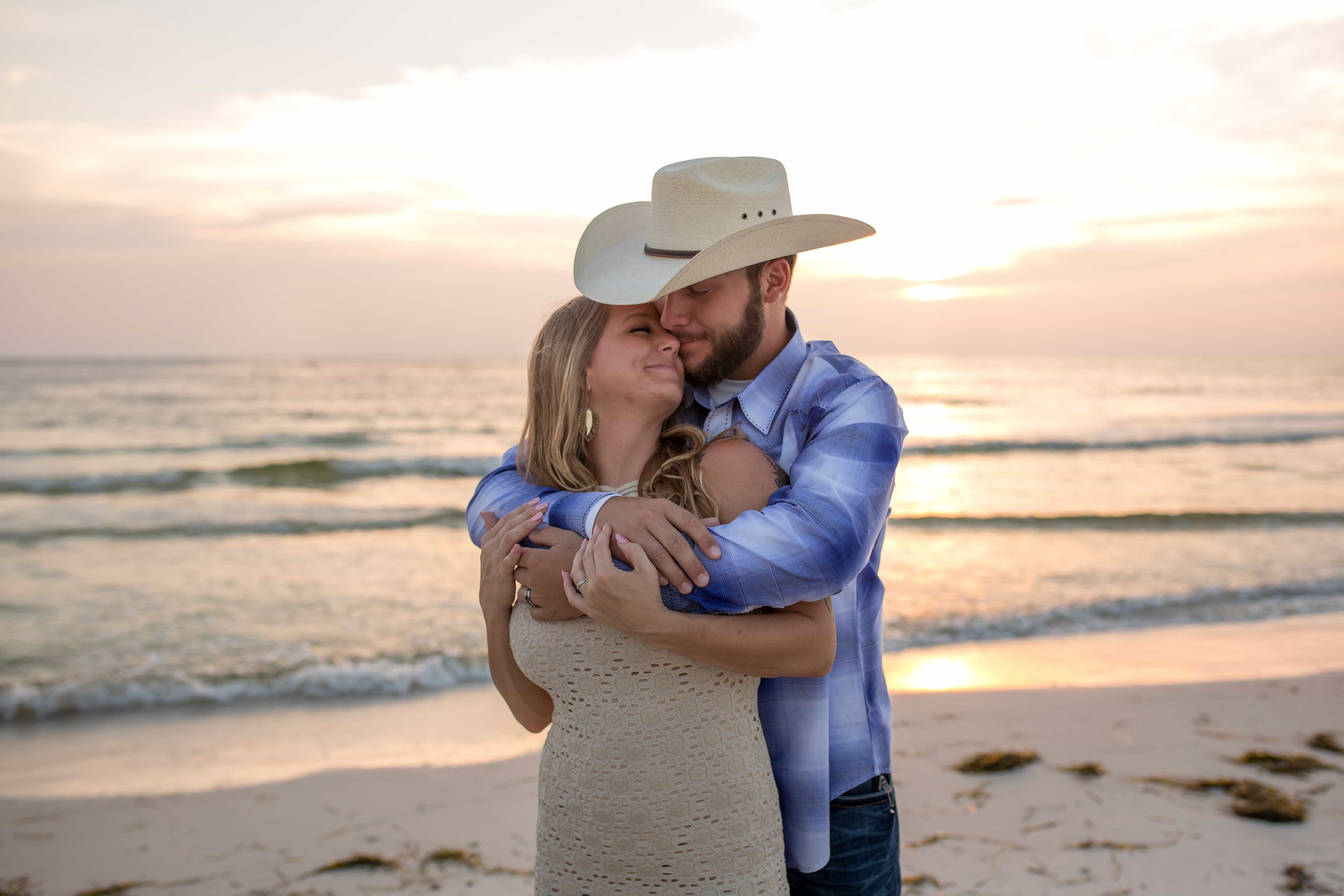 Sunset Couples Photography