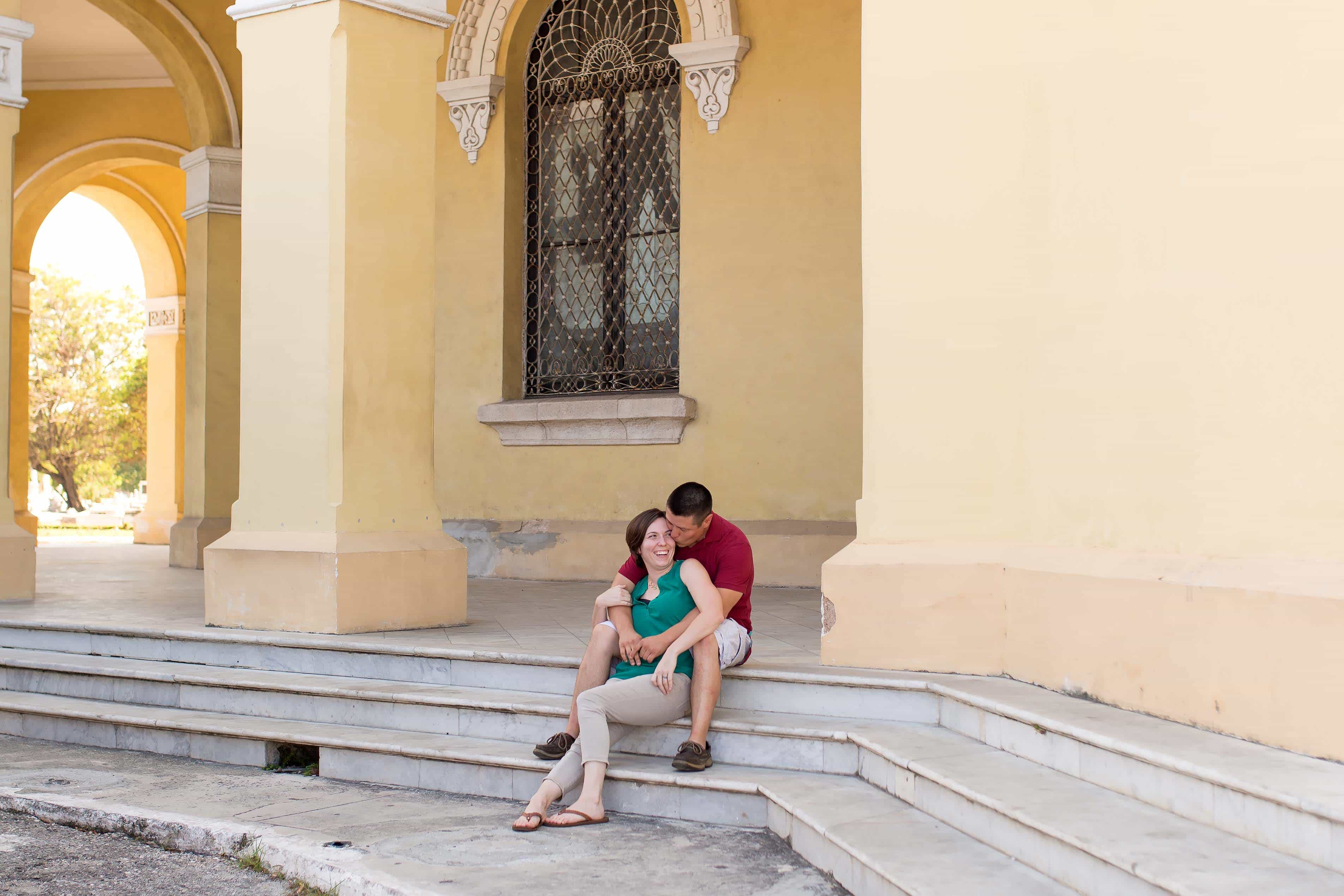 Couples Photos in Cuba