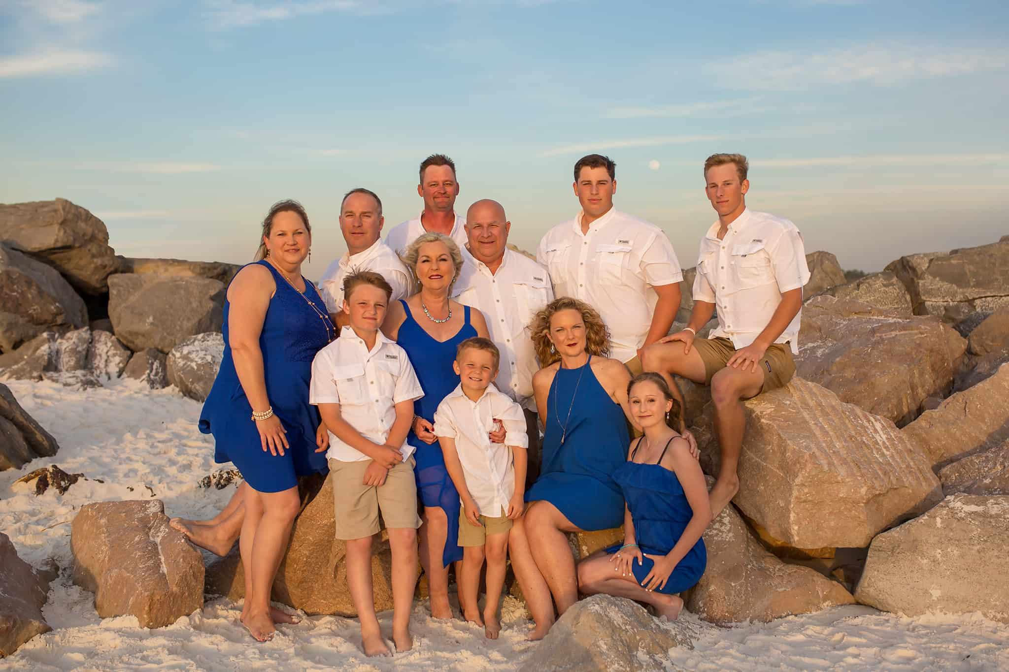 Group Family Photos Panama City Beach
