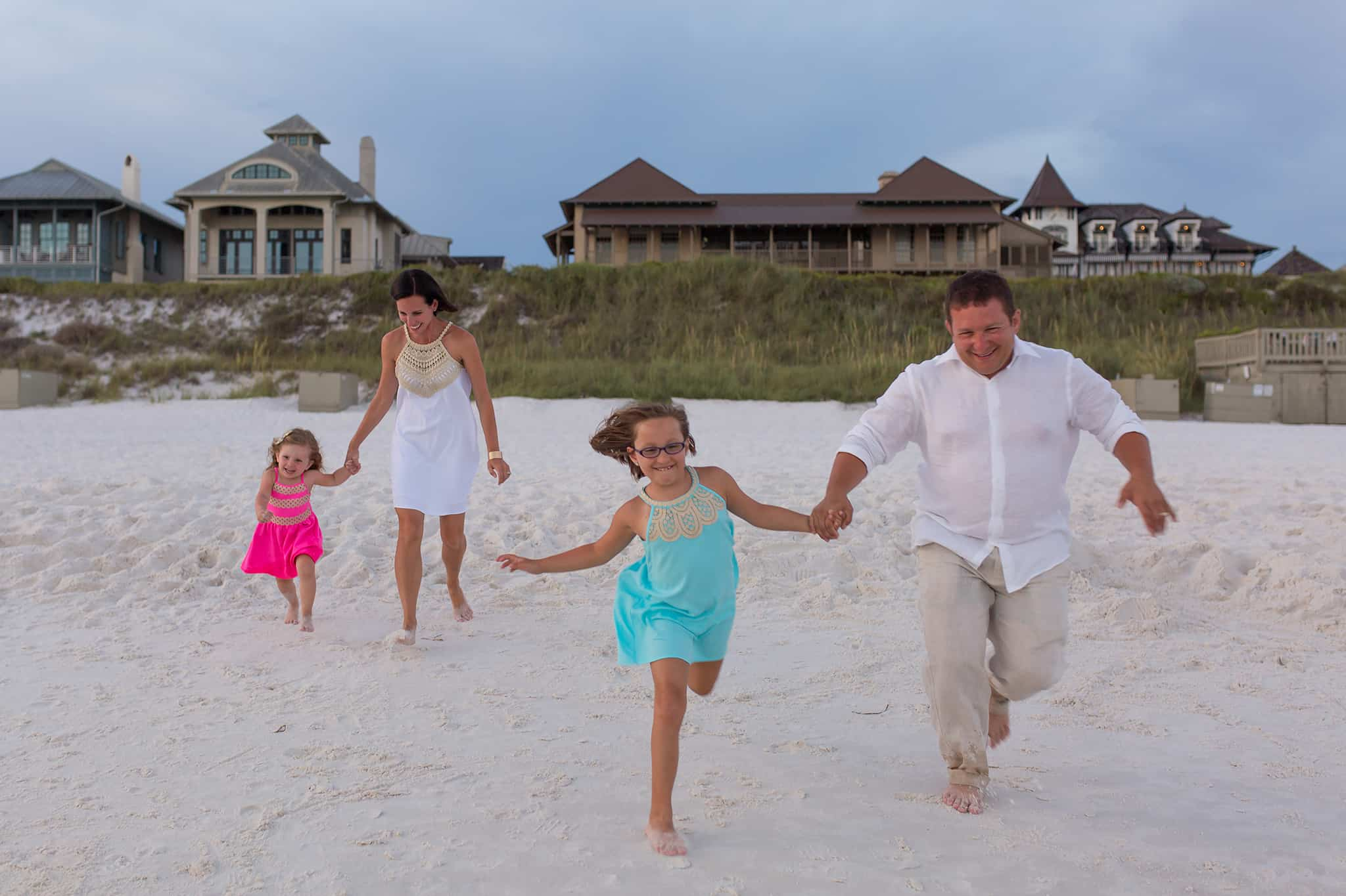 Fun Family Photography in Panama City Beach