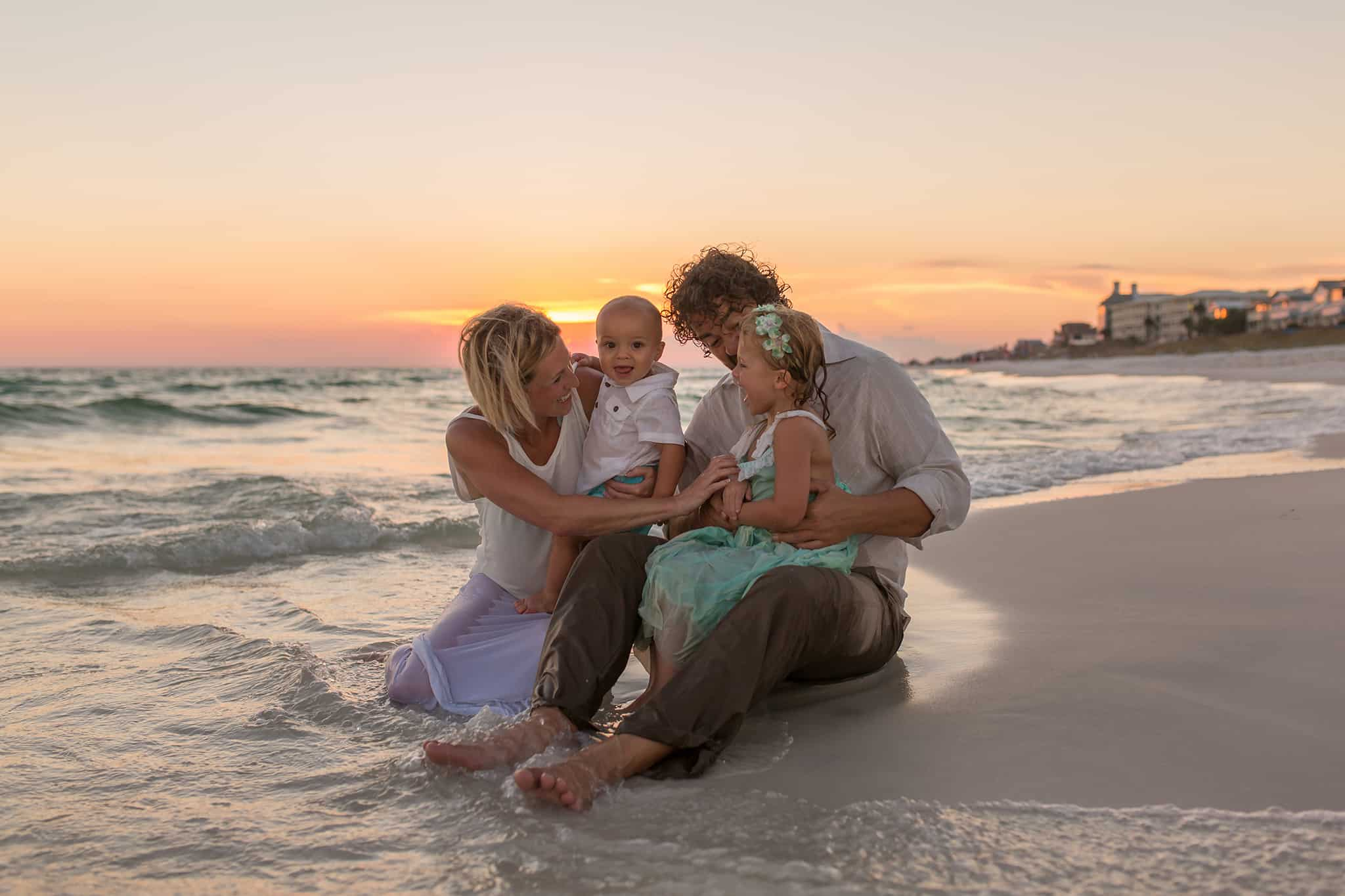 Precious Moments Family Photography in Panama City Beach