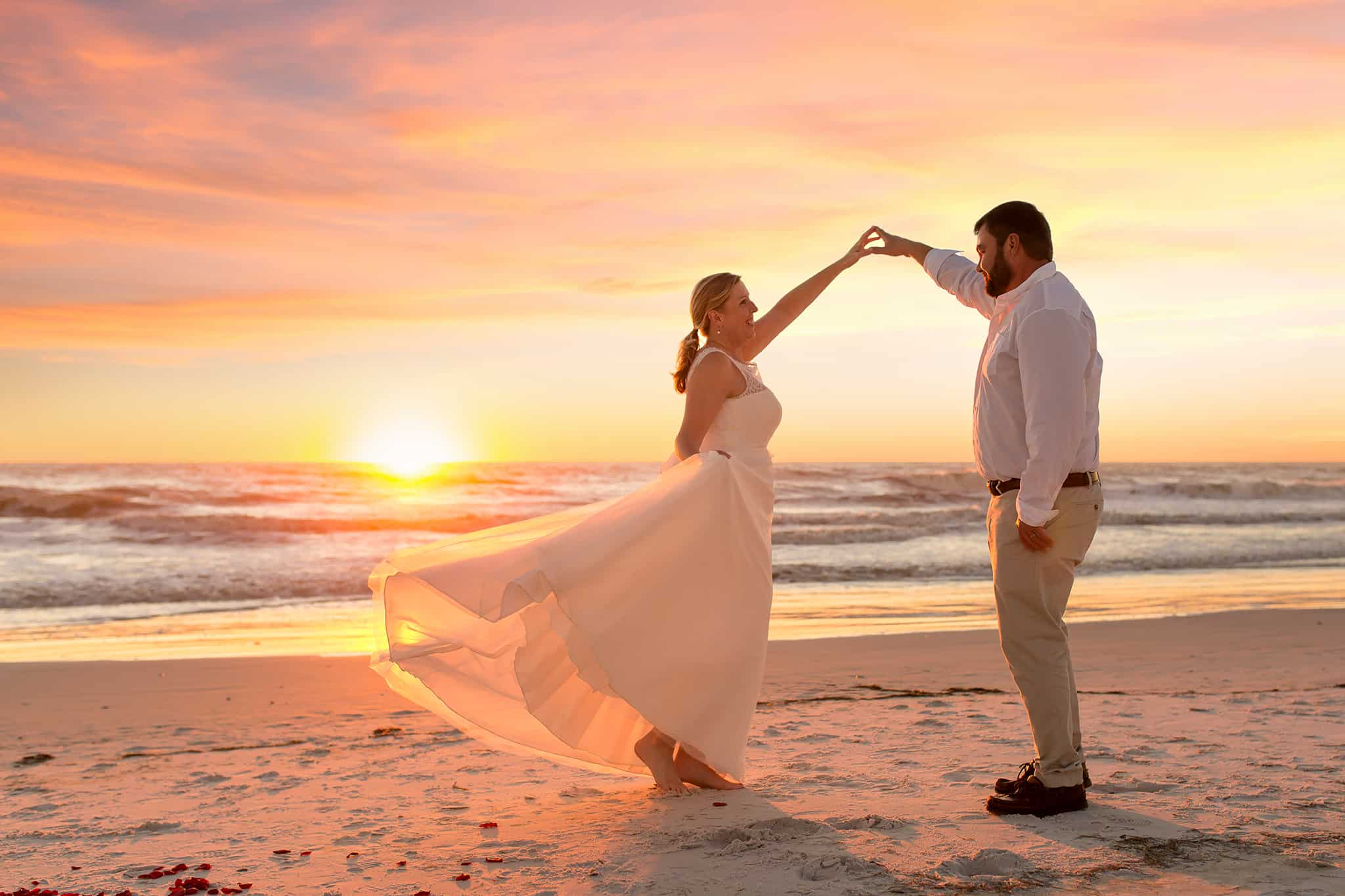 Wedding Photographers in Panama City Beach