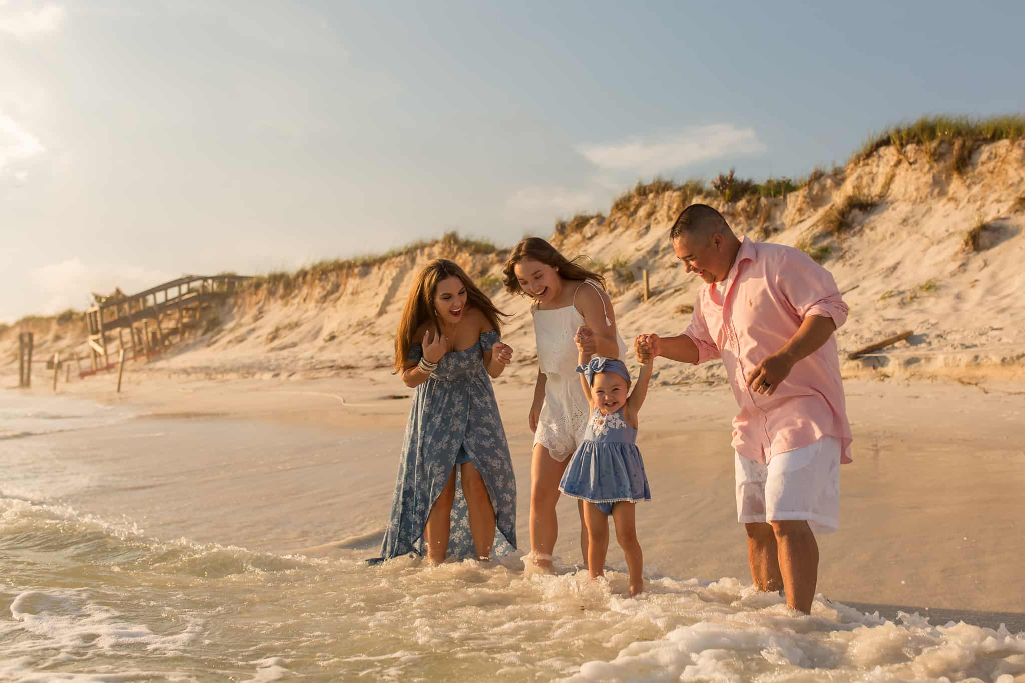 Fun Family Photographer Panama City Beach