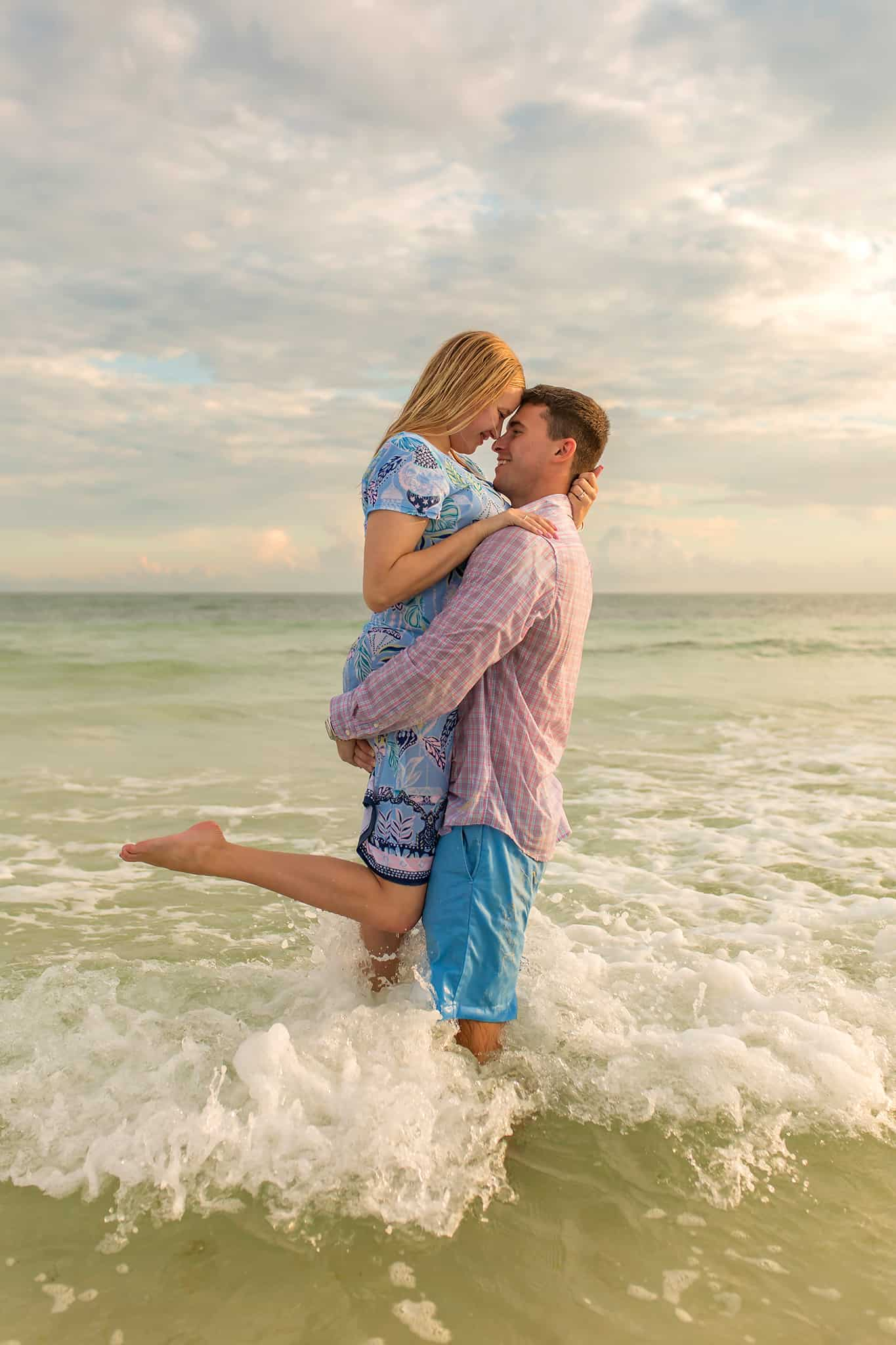 Panama City Beach Honeymoon Photographer