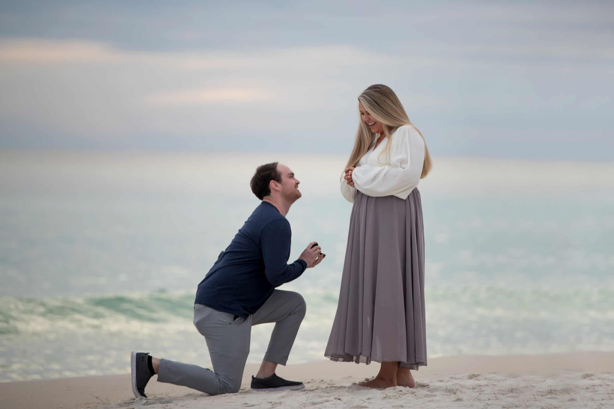 Surprise Proposal Panama City Beach
