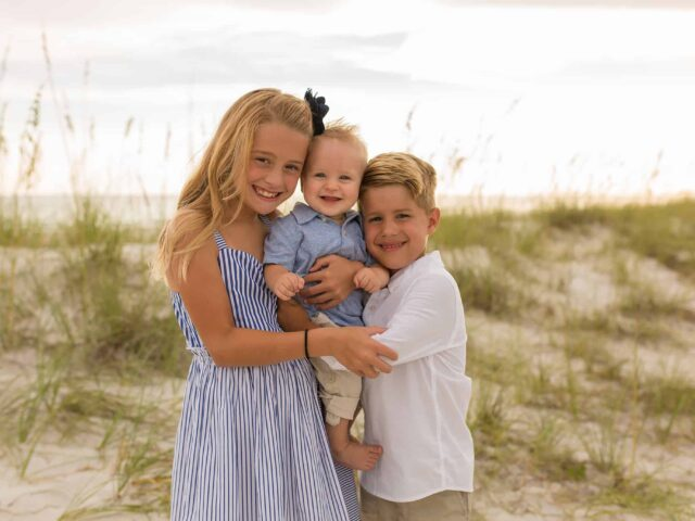 Family Photography on Panama City Beach