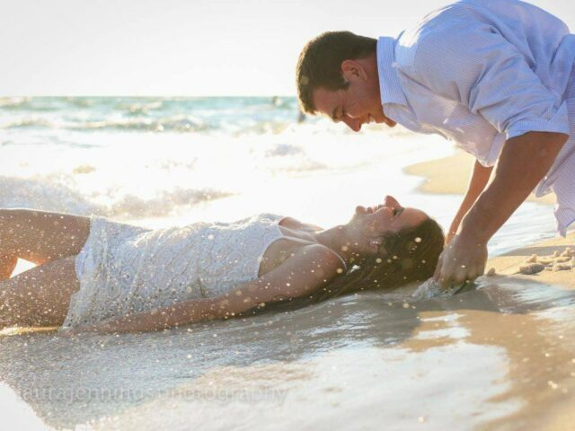 5 Reasons You Should Get Engagement Photos