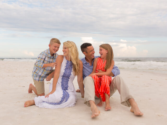 Panama City Beach Photographer for Families