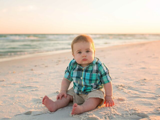 Carillon Beach Family Photographs