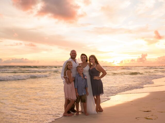 Beach Wedding Photographers in Florida