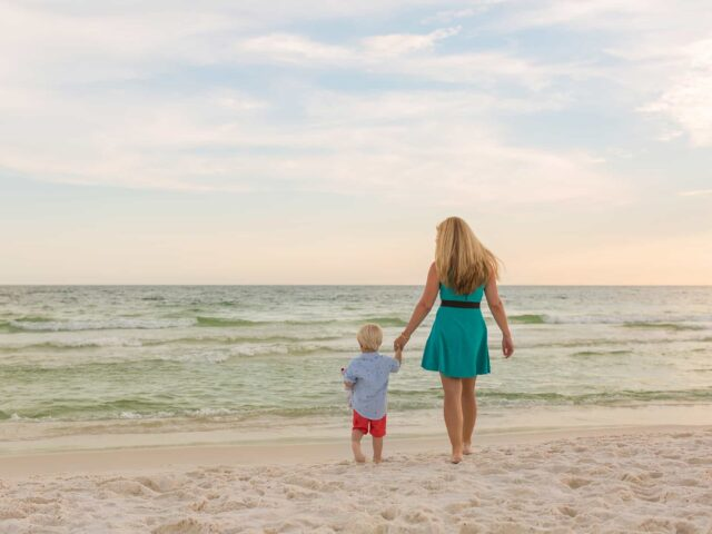 Beach Pictures in Panama City Beach