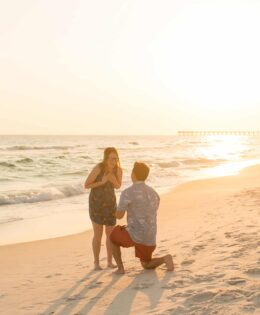 Engagement Photographer in Panama City Beach