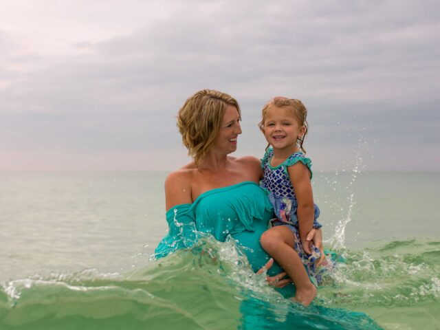 Panama City Beach Water Photography Sessions