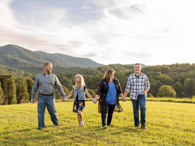 Family Photography Blue Ridge