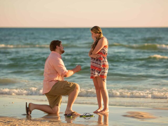 Proposal Photos Panama City Beach