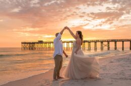 Sunset Wedding Photographer Panama