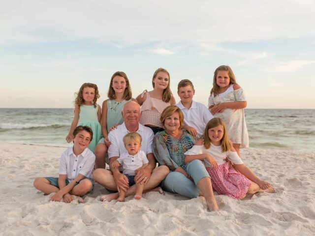 Family Beach Photographers in Panama City Beach
